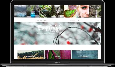 Media websites and editorial design